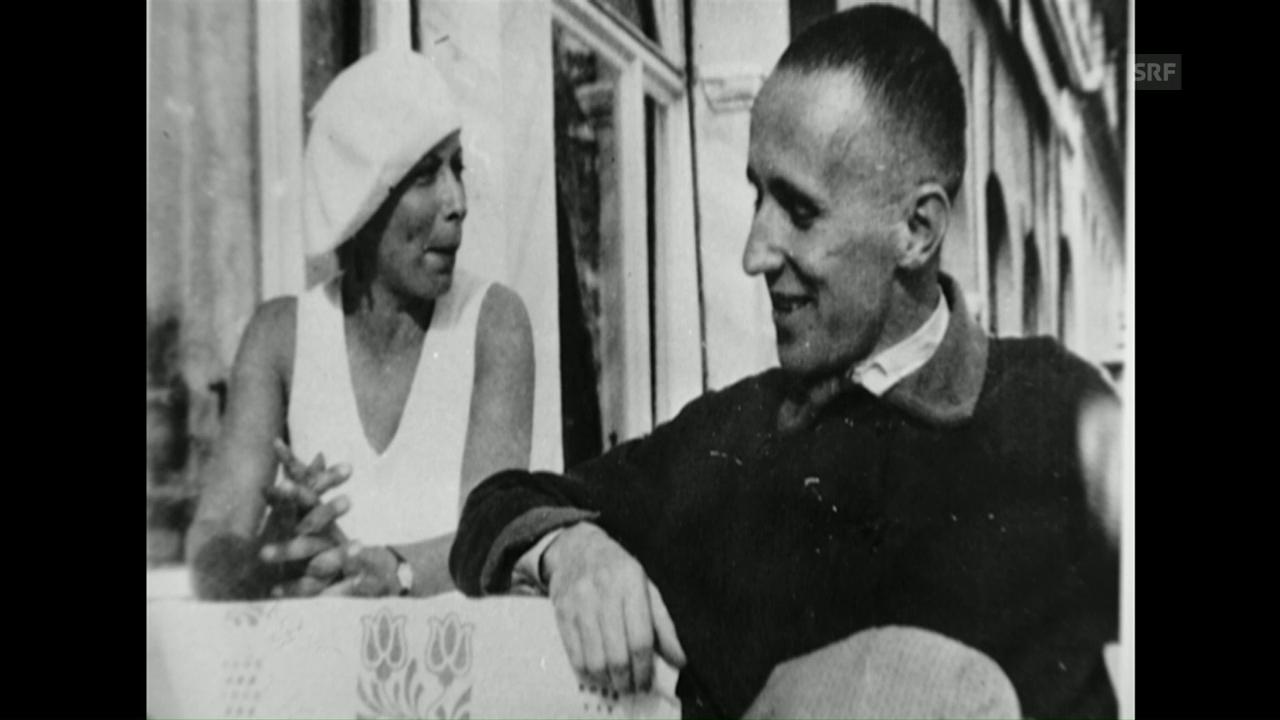 Bertolt Brecht und die Schweiz (kulturzeit, 29.4.2004)