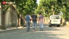 Video «Portugiesen flüchten vor Rezession» abspielen