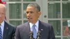 Video «Obama wartet Kongress-Entscheidung» abspielen