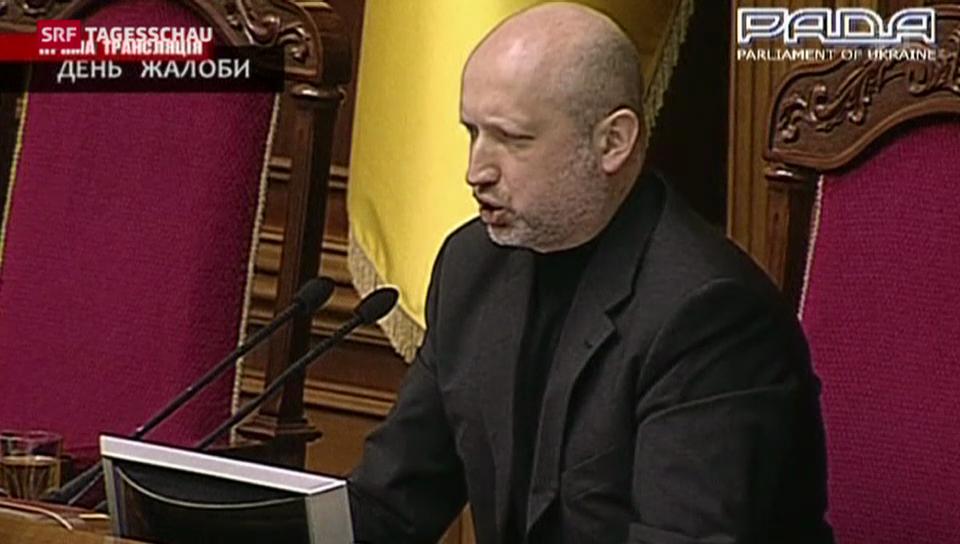 Umbrüche in der Ukraine