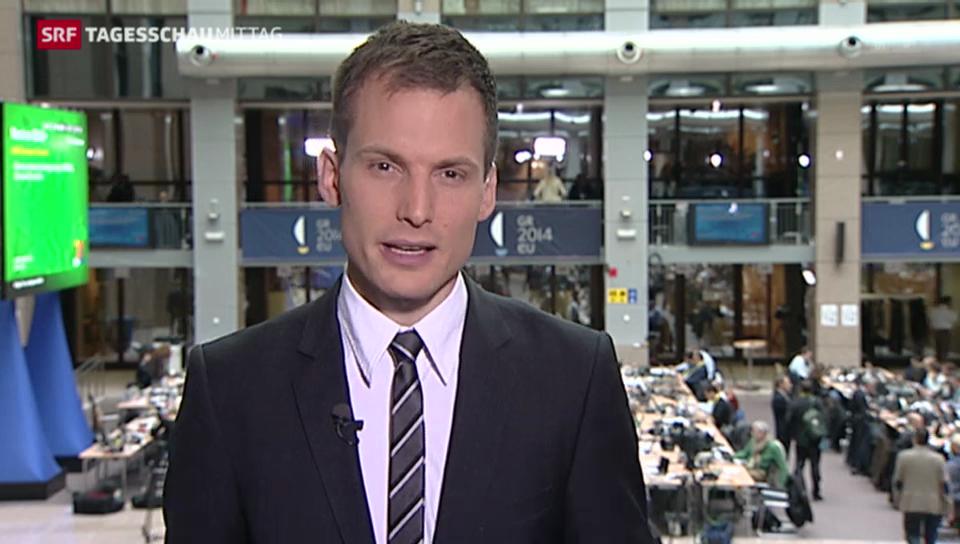 Einschätzungen von SRF-Korrespondent Jonas Projer in Brüssel