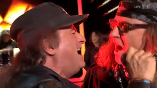 Video «Krokus mit «Dirty Dynamite»» abspielen
