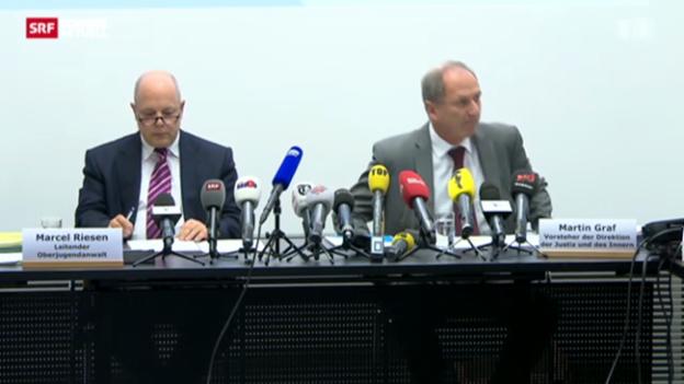 Video «Schweiz aktuell vom 06.09.2013» abspielen