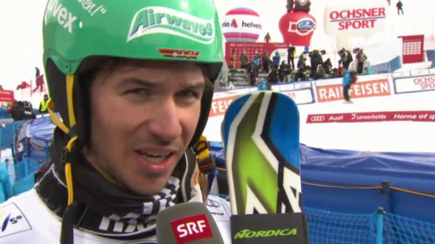 Video «Ski: Interview mit Felix Neureuther» abspielen