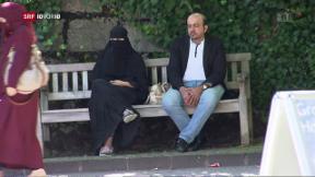 Video «In Österreich werden Burkas verboten» abspielen