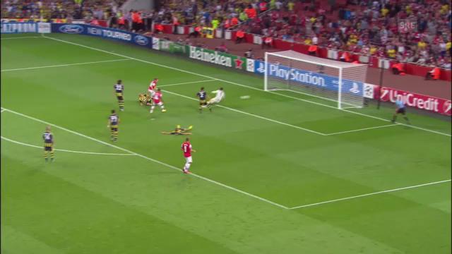 Arsenal - Fenerbahce