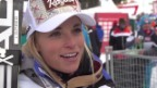 Video «Ski alpin: Interview mit Lara Gut» abspielen