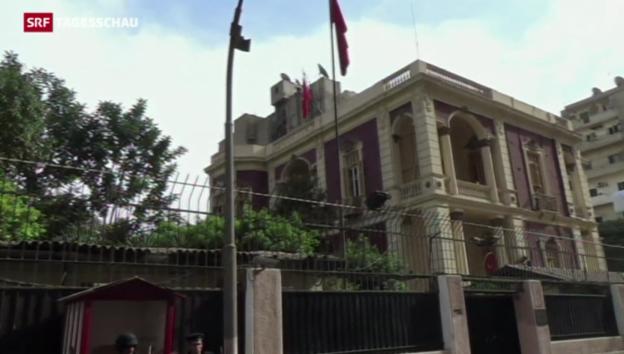 Video «Eiszeit zwischen Kairo und Ankara» abspielen