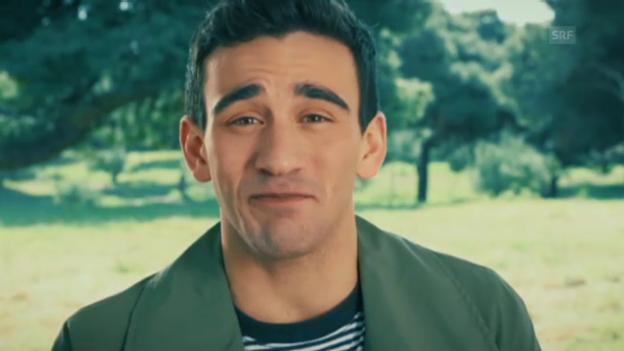 Video «Malta: Gianluca, «Tomorrow»» abspielen