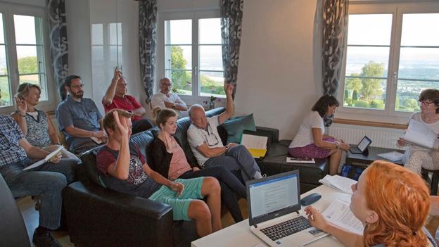 Kammersrohr: 30 Einwohner und eine Gemeindeversammlung im Wohnzimmer