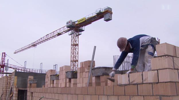 Video «Vom Traumhaus zum Albtraum: Die Fallen beim Bauen» abspielen