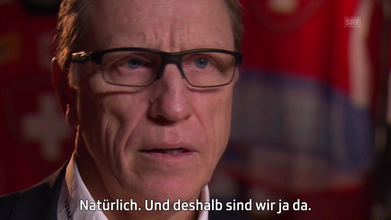 Eishockey: Nati-Coach Glen Hanlon über die kommende WM in Prag
