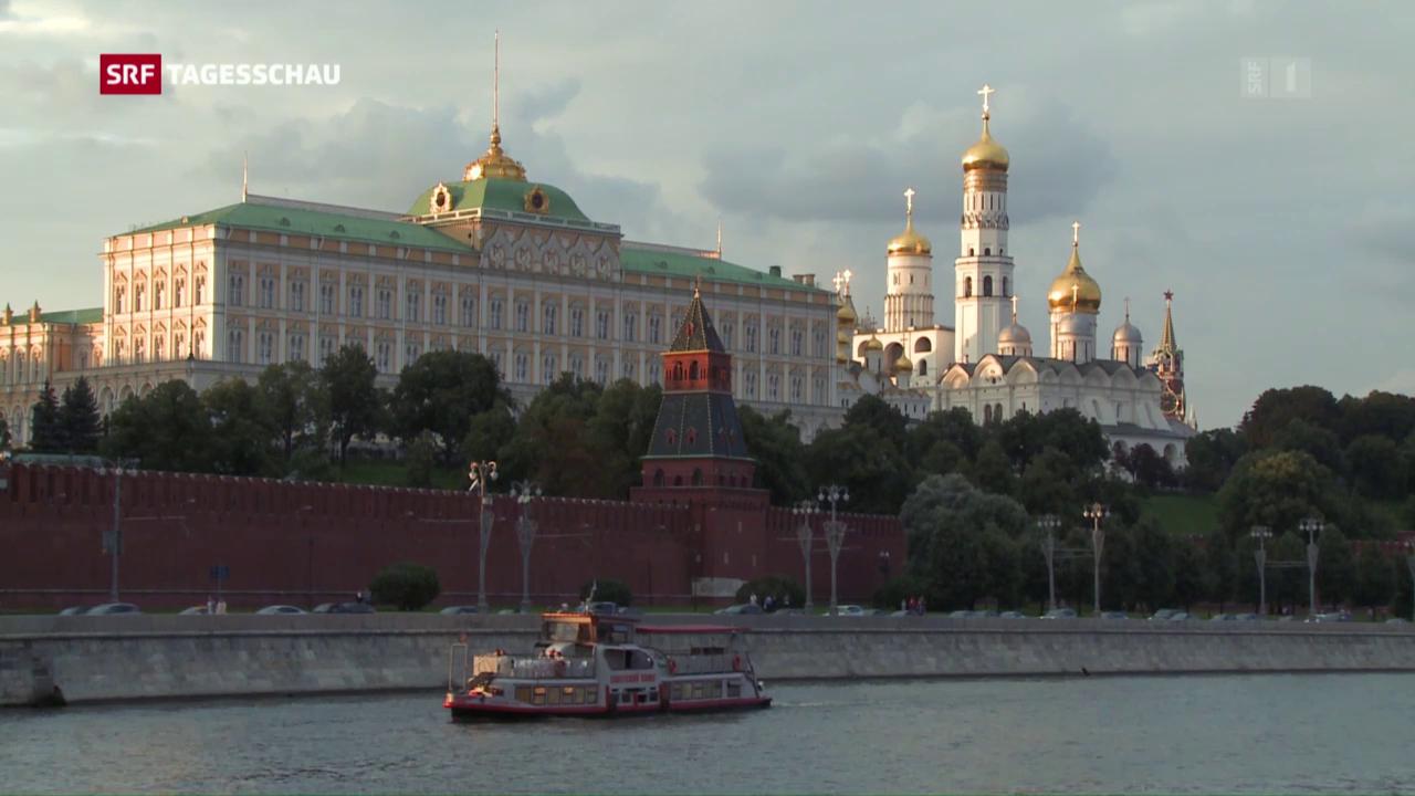 Russland ächzt unter den Sanktionen