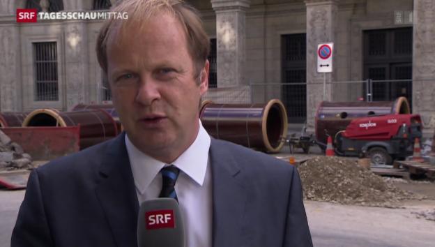 Video ««Erleichterung bei der SNB ist gross»» abspielen