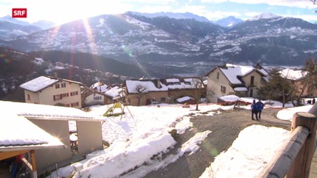 Video «Schiesserei im Wallis» abspielen