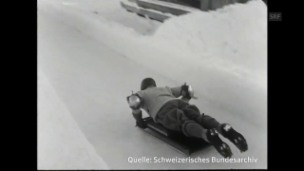 Video «Cresta Run St. Moritz (1952)» abspielen