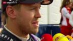 Video «Formel 1: Vettels angekündigter Abgang bei Red Bull» abspielen