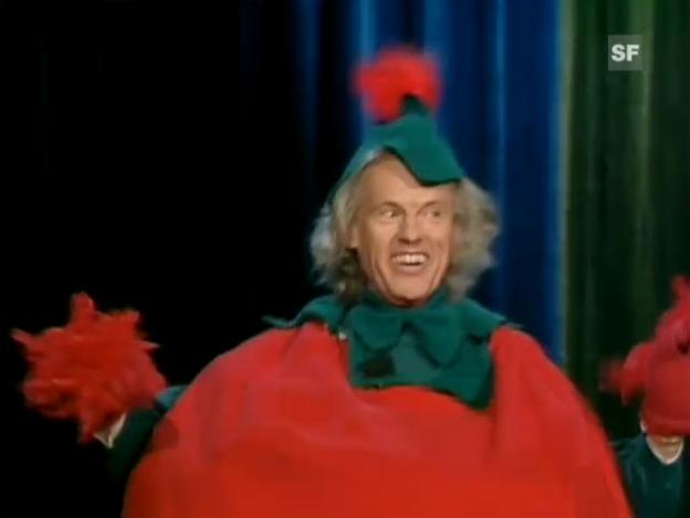 Video «Vorhang auf für «Mister Tomato»» abspielen