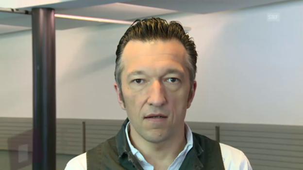 Video «Lukas Bärfuss, Schriftsteller» abspielen