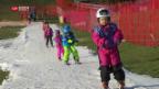 Video «Schneeschutz-Experiment gelungen» abspielen