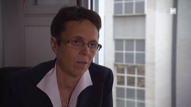 Hormonaktive Substanzen: EPFL-Forscherin Cathrin Brisken zu Auswirkungen von Plastic-Bestandteilen. SRF
