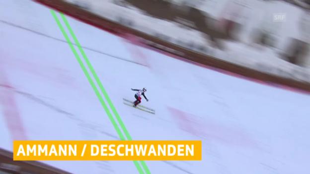 Video «Skispringen: Weltcup in Planica («sportaktuell»)» abspielen