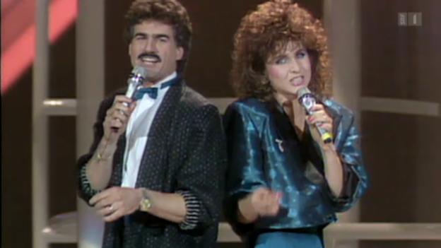 Video «Reunion Folge 2: Pino Gasparini und Mariella Farré» abspielen