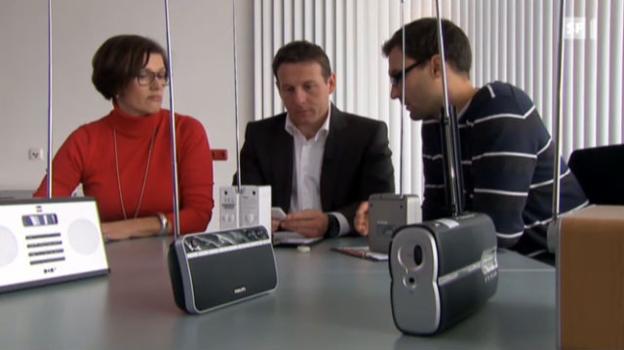 Video «Grosse Unterschiede bei DAB-Radios» abspielen