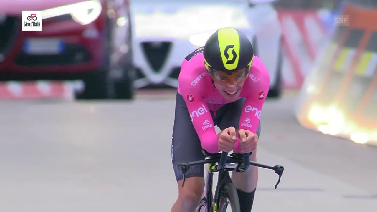 Yates bleibt Giro-Leader