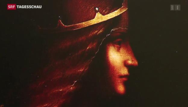 Video «Mutmasslicher Da Vinci im Tessin beschlagnahmt» abspielen