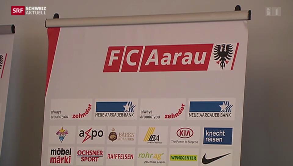 FC Aarau zittert um Lizenz