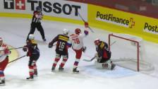 Link öffnet eine Lightbox. Video Schweiz im Final gegen Russland chancenlos abspielen