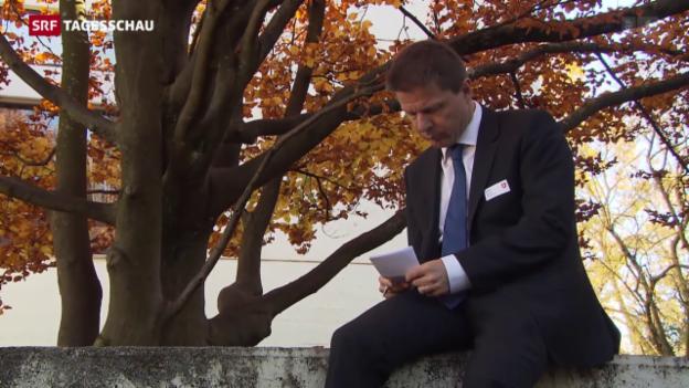 Video «Tagesschau vom 07.11.2015, 19:30» abspielen