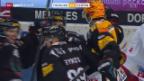 Video «Eishockey: NLA, Freiburg - Kloten Flyers» abspielen
