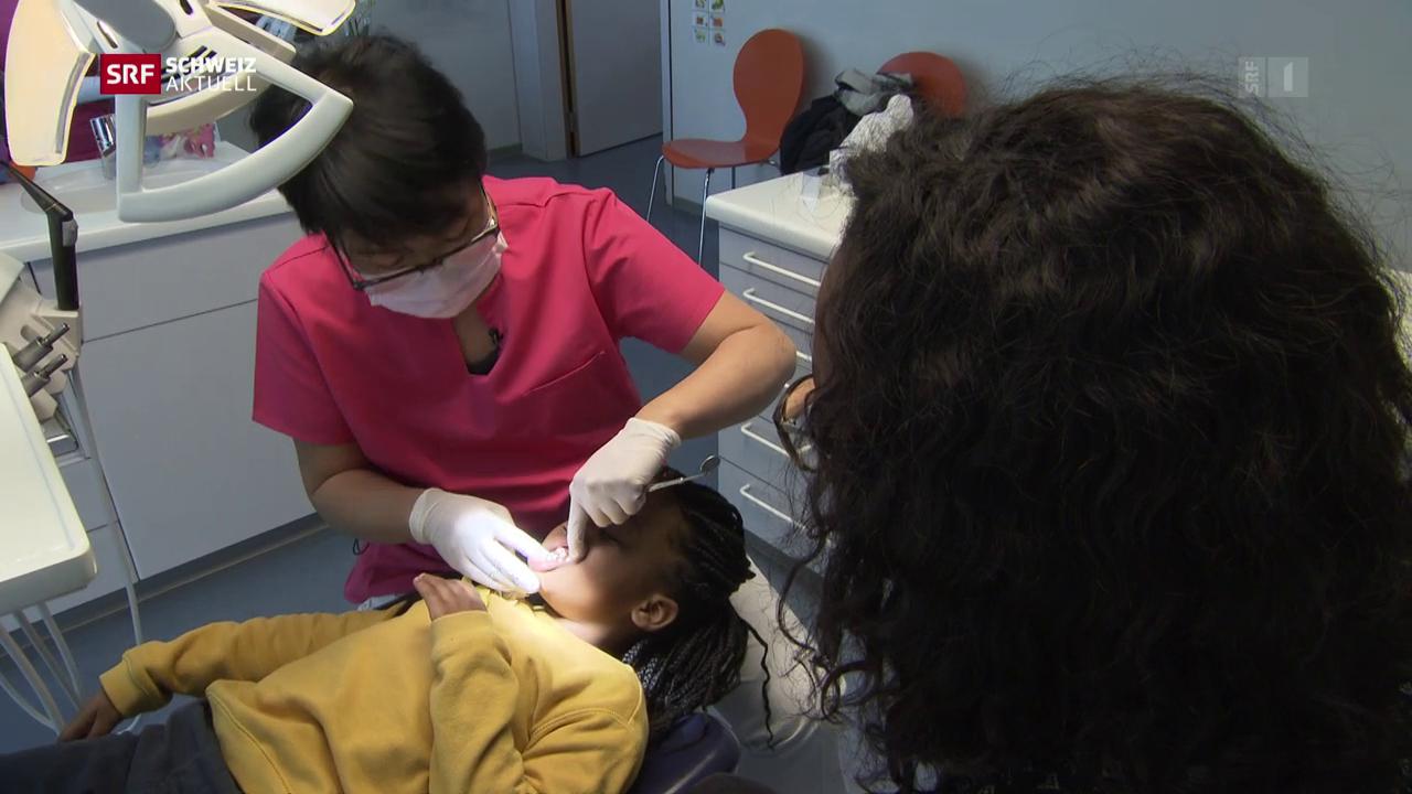 Obligatorische Zahnversicherung im Kanton Waadt