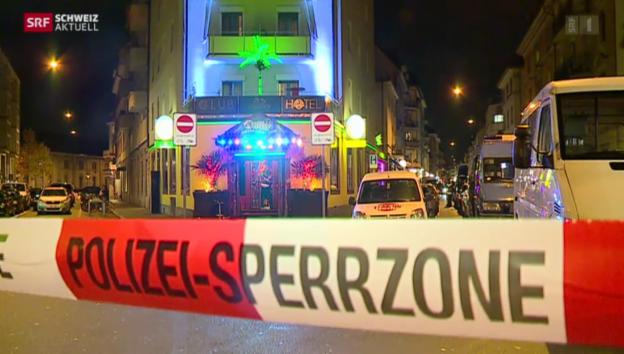 Video «Schweiz aktuell vom 12.11.2013» abspielen
