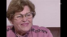 Video ««Das erste Buch entstand, während mein Mann im Turnverein war» (10vor10, 04.10.1993)» abspielen