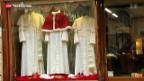 Video «Der Vatikan bereitet sich auf die Papstwahl vor» abspielen
