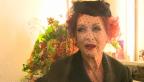 Video «Heimspiel: Heidi Maria Glössner spielt «alte Dame»» abspielen