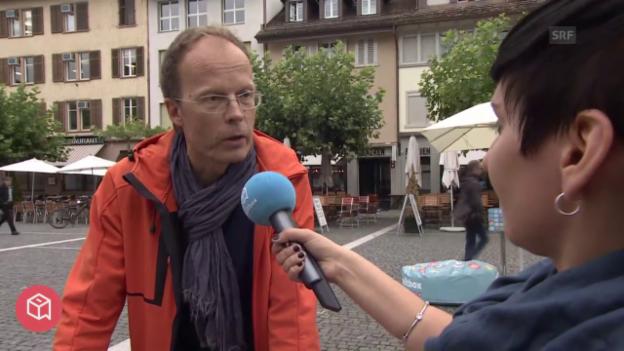 Video «politbox-Talk: Oliver Classen über faire die Kleiderproduktion» abspielen