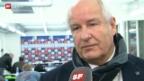 Video «Harter FC Luzern - Präsident – Walter Stierli kämpft konsequent gegen «Pyrofans»» abspielen