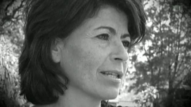 Video «Ehemalige Tagesschau-Moderatorin Dominique Rub ist gestorben» abspielen