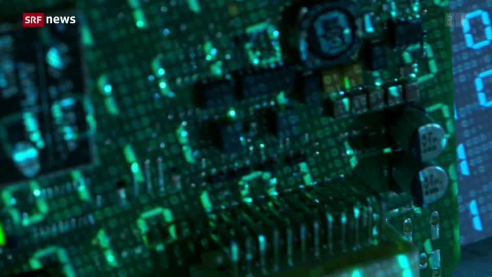 Cyberattacken – Gefahr auch für Schweizer Infrastruktur