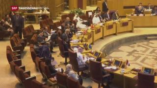 Video «Jerusalem als Hauptstadt anerkennen » abspielen