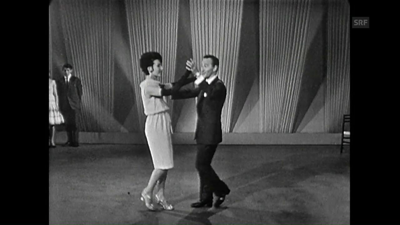 «Darf ich bitten?» (mit Marianne und Walter Kaiser, 1960)