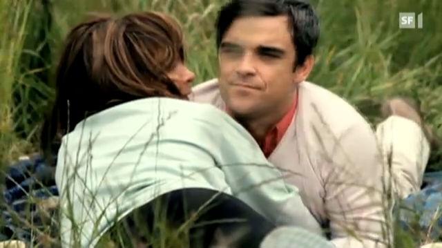 Robbie Williams ist Papa