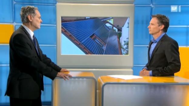 Video «Urs Muntwyler, Professor für Photovoltaik» abspielen