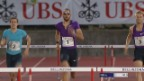 Video «LA: Bellinzona, 400 m Hürden» abspielen