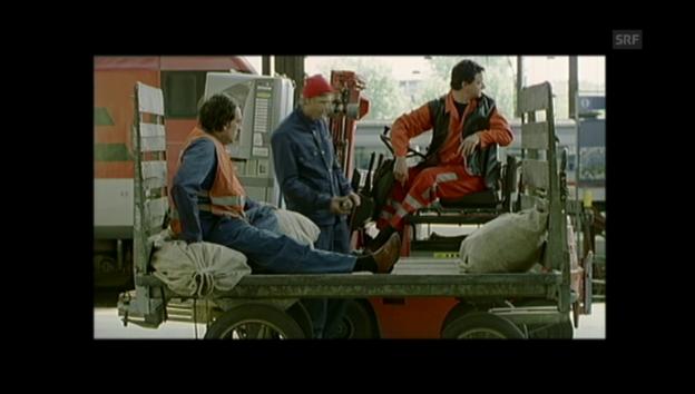 Video «Kurzfilm «Operation Adios»» abspielen