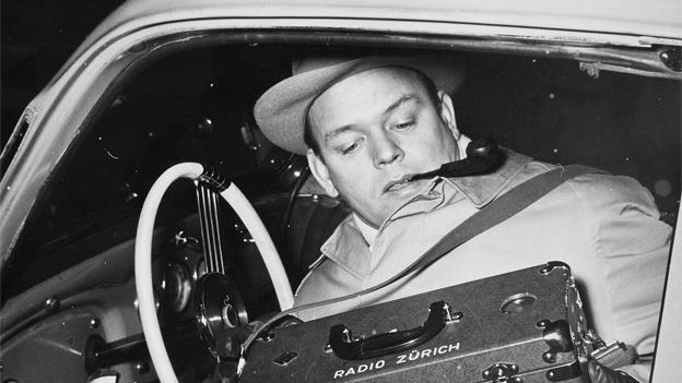 SBB-Reportage von Waldemar Feller (SRF, 1955)